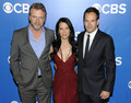 Jonny Lee Miller attends the CBS Upfront 2012 in New York City