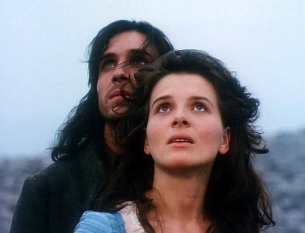 Juliette in Wuthering Heights [1992]