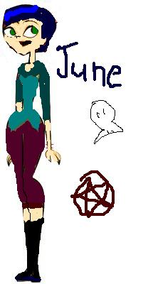 June (new character)