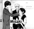 Junjou Romantica manga Acto 30