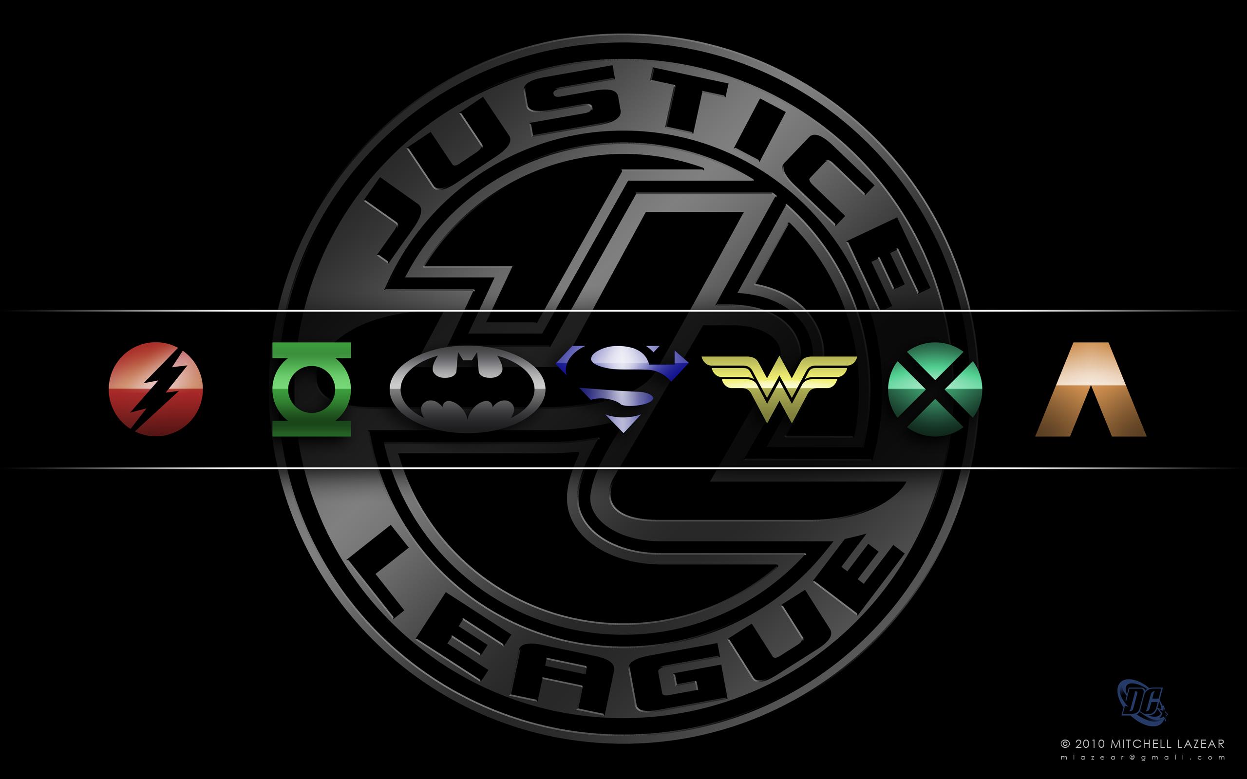 Tamar20 Justice League