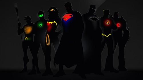 Tamar20 Wallpaper Entitled Justice League