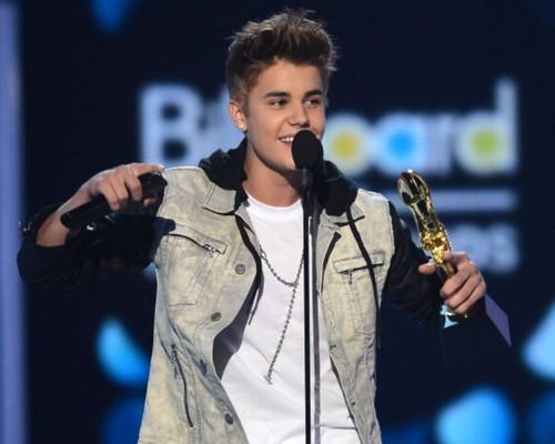 Justin Bieber Billboard Музыка Awards 2012