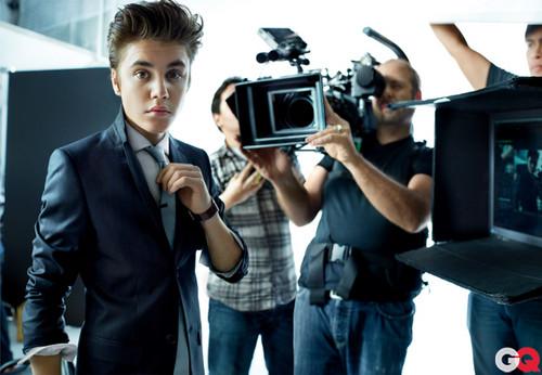 Justin Bieber GQ Magazine Photoshoot