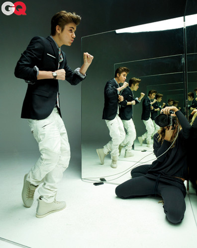 Justin Bieber GQ Magazine Photoshoot