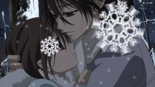 Kaname and Yukki