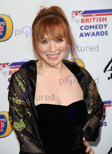 Katherine Parkinson British Comedy Awards <333
