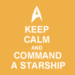 Keep Calm and Trek On