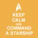 Keep Calm and Trek On