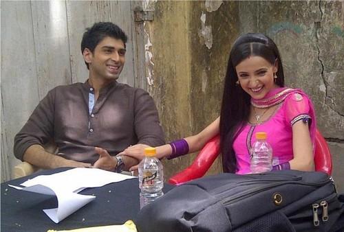 Khushi and Akash
