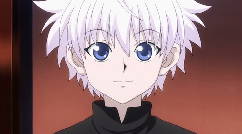 hunter x hunter wallpaper possibly containing animê titled Killua