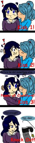 Kiss123! Tou're out!