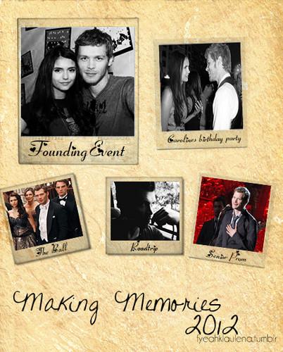 Klaulena - Making Memories (2012)