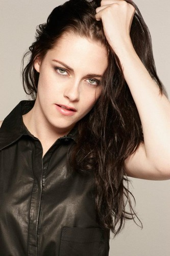 Kristen Stewart in SWAT Photoshoot