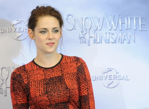 "Kristen Stewart wallpaper called Kristen at the ""Snow White and the Huntsman"" Berlin Fan Event - May 16th 2012."