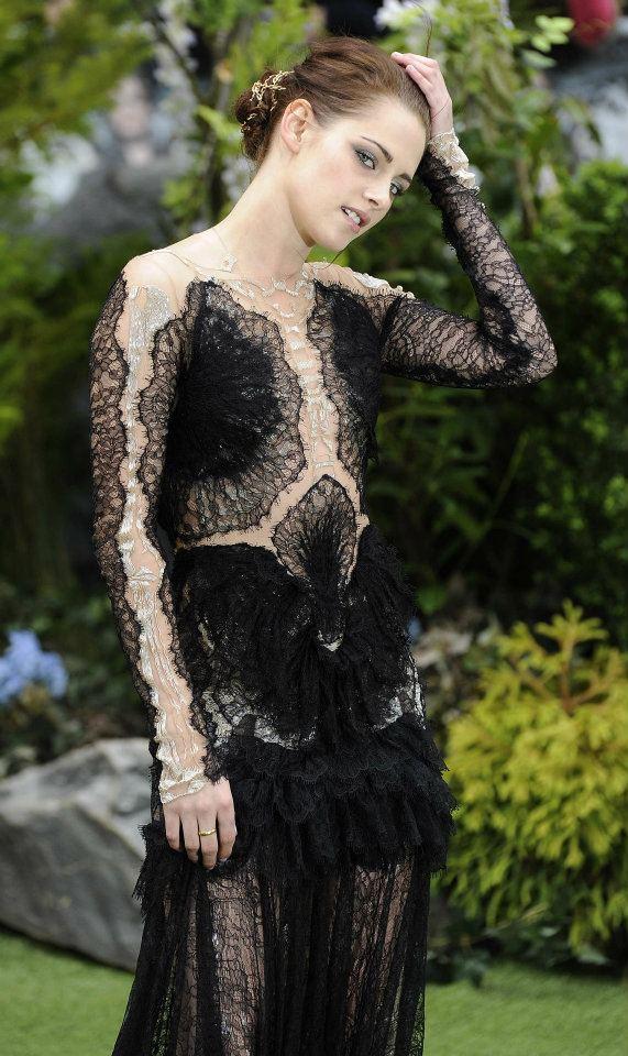 Kristen on SWATH's Premiere