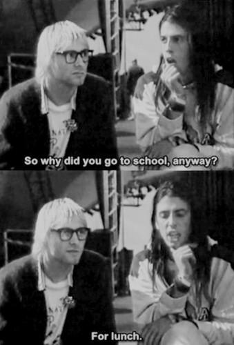 Kurt Cobain :)