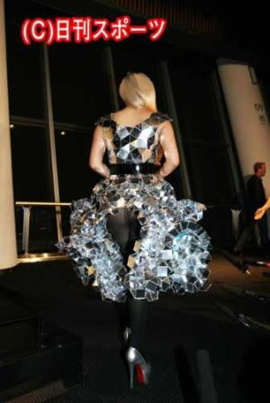Lady Gaga at the Tokyo Sky Tree - lady-gaga Photo