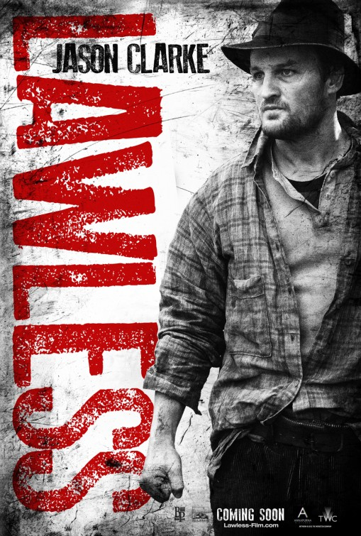 Lawless Official Movie Poster Promo