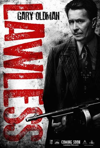 Lawless Official Movie Poster Promo - movies Photo