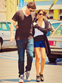 Lea & Cory - lea-michele-and-cory-monteith photo