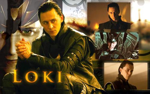 Loki fond d'écran