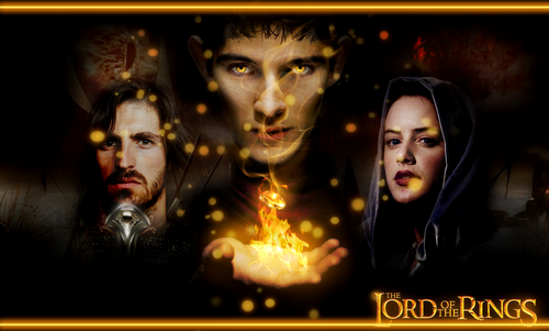Lords of The Rings/Merlin