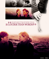 Louder than words - harry-and-hermione fan art