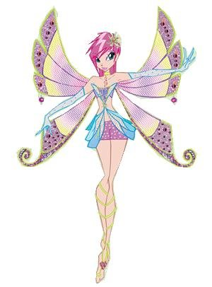 l'amour winx club Stella
