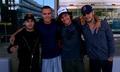 Luis, Marcos, Alex, and Carlos
