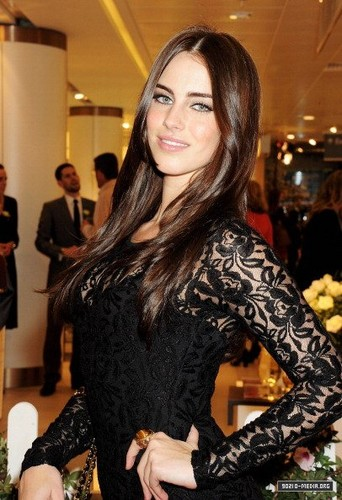 Jessica Lowndes wallpaper entitled MAY 08TH: RE-LAUNCH OF THE JOHN LEWIS OXFORD STREET BEAUTY HALL