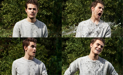 MR PAUL WESLEY MAY, 15, 2012. - paul-wesley Photo