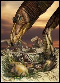 Maiasaura: The good mother