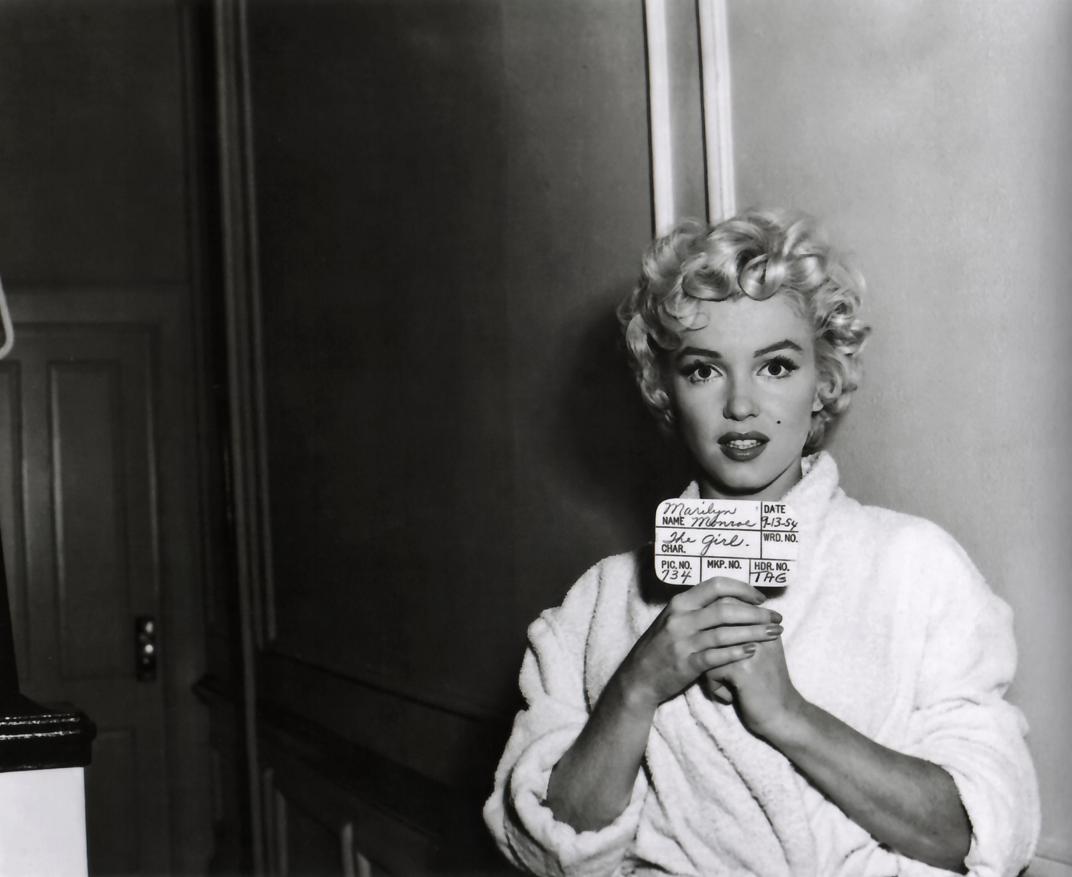 Marilyn Monroe (Seven साल Itch, The)