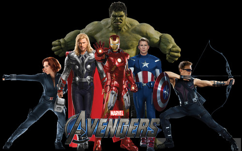 The Avengers wallpaper titled Marvel's Avengers