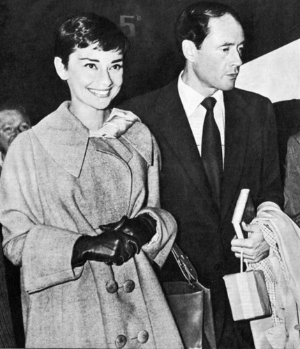 Mel and Audrey