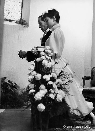 Audrey Hepburn's Marriage to Mel Ferrer