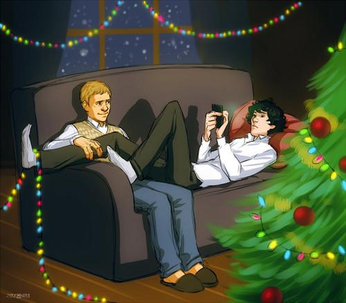 Merry クリスマス Sherlock