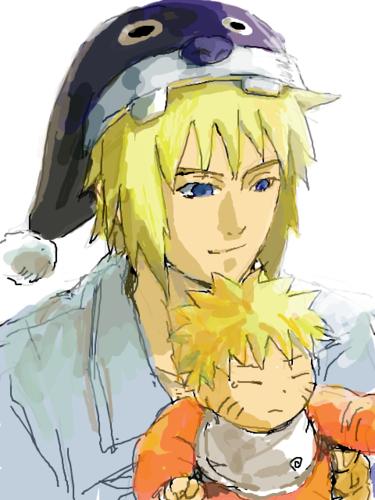 Mianto & Naruto x3