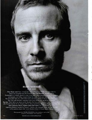 Michael Fassbender - demolitionvenom Photo