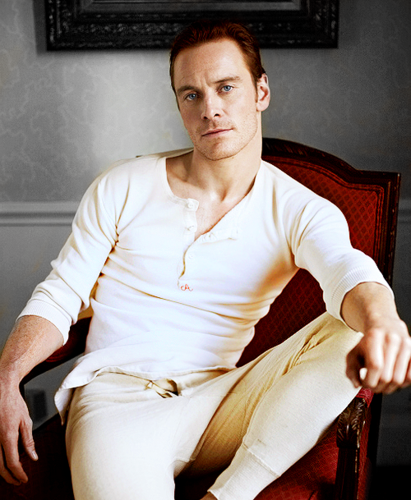Michael Fassbender wallpaper probably with a drawing room, a living room, and a trono called Michael Fassbender