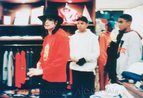 Michael Jackson RARE picture