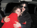 Michael Jackson and Joanna Thomae  - michael-jackson photo