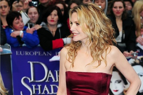 Michelle Pfeiffer - Dark Shadows Premiere London