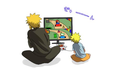 Minato & Naruto x'D