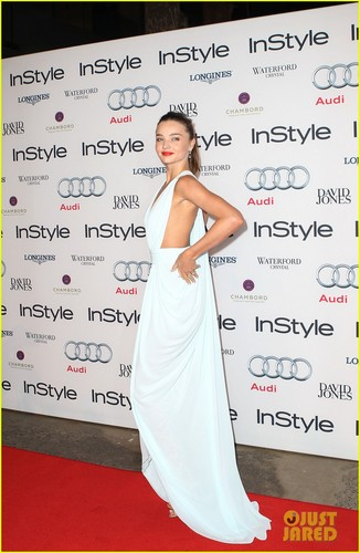 Miranda Kerr: Women of Style Awards 2012!