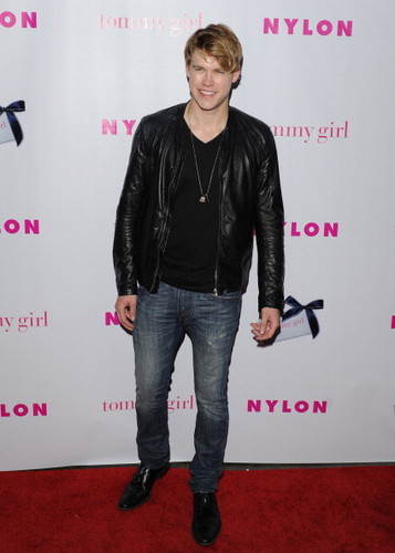 More pictures of Chord at Nylon annual May young Hollywood party - chord-overstreet Photo