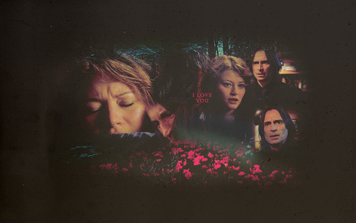 Mr. Gold & Belle   - rumpel-and-belle Wallpaper