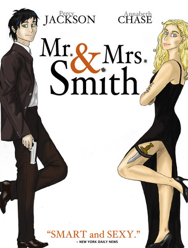 Mr. & Mrs. Smith/PJO