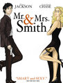 Mr. & Mrs. Smith/PJO - the-heroes-of-olympus fan art